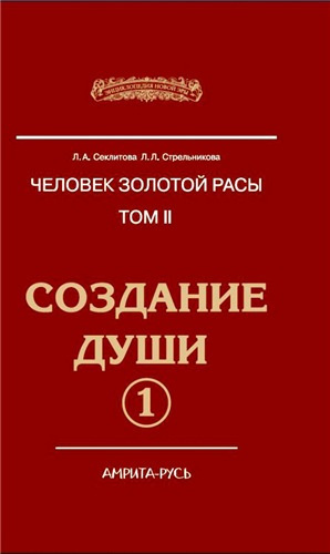 Секлитова Лариса, Стрельникова Людмила - Создание души. Книга 1