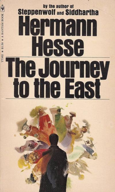 Гессе Герман - Паломничество в страну Востока