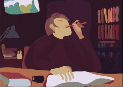 Шекли Роберт - Как на самом деле пишут профессионалы