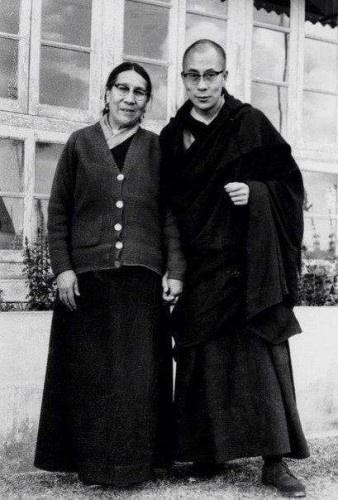 Церинг Дики - Мой сын Далай-Лама. Рассказ матери
