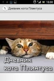 skotina - Записки кота Плинтуса