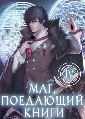 Mc Enroe - Маг, поедающий книги. Книга 4