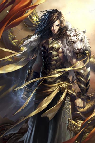 SU YUE XI - Бог Войны, отмеченный Драконом. Часть 1