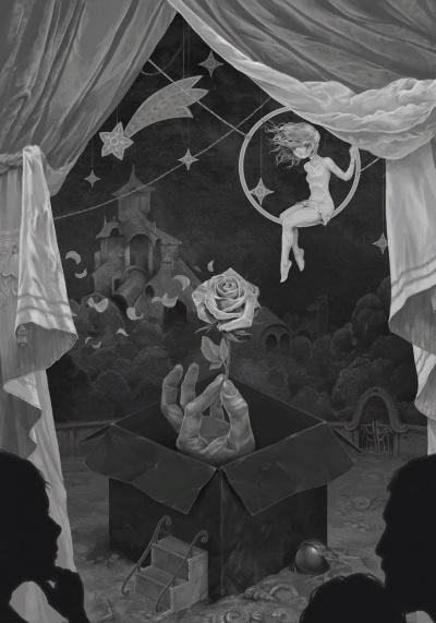 Лебедев Валентин - Чёрная роза рыжего клоуна