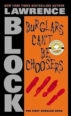 Блок Лоуренс - Взломщики - народ без претензий