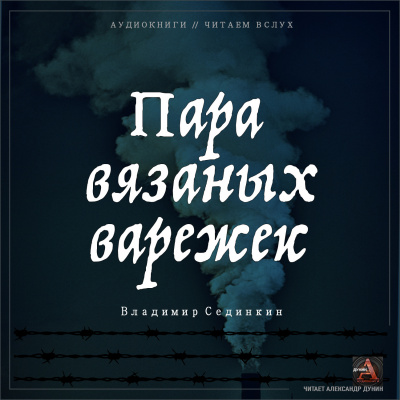 Сединкин Владимир - Пара вязаных варежек