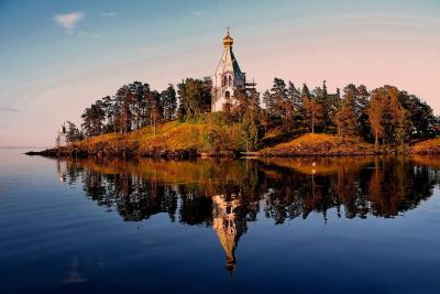 Лесков Николай - Монашеские острова на Ладожском озере