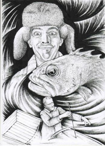 Виктория Радионова - О рыбаке и рыбе