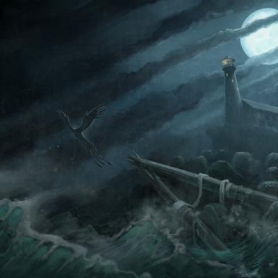 Говард Лавкрафт - Белый корабль