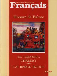 Красная гостиница - Оноре де Бальзак