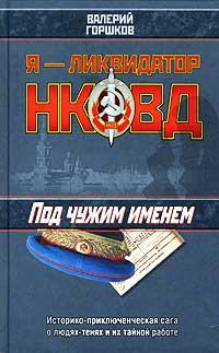 Под чужим именем - Валерий Горшков