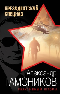 Реактивный шторм - Александр Тамоников