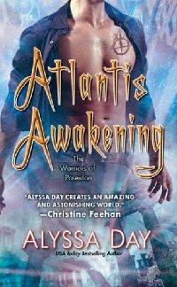 Пробуждение Атлантиды - Алисия Дэй