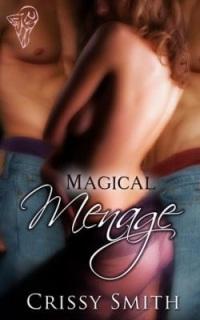 Магия любовного треугольника - Крисси Смит