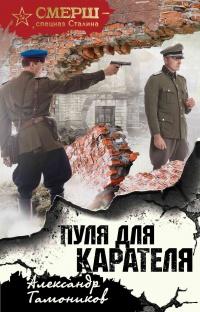Пуля для карателя - Александр Тамоников