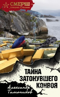 Тайна затонувшего конвоя - Александр Тамоников